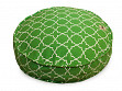 "Title Track Dog Bed Duvet & Stuff Sack - XS Round (20""D x 4"")"