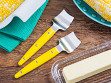 Corn Butter Knife - Set of 2