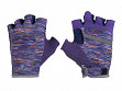 Rechargeable Lighted Gloves - Purple Flecks - Extra Small