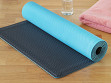 Self-Rolling Fitness & Yoga Mat