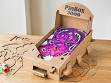 PinBox 3000 Pinball Machine Kit