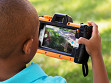 Smartphone Enabled Kids' Camera