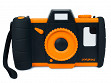 Smartphone Enabled Kids' Camera - Orange