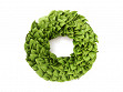 Natural Magnolia Leaf Wreath - 18""