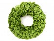 Natural Magnolia Leaf Wreath - 23""