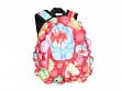 Bubble Surface Backpack - Monsters Under the Red - Fullpack