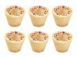 Dessert Cookie Cups - Birthday Cake