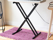 App-Connected Keyboard Stand