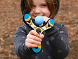 Handcrafted Wooden Kids' Slingshot