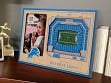 3D Stadium Picture Frame
