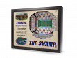 3D Stadium Wall Art - College - Florida Gators