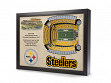 3D Stadium Wall Art - NFL - Pittsburgh Steelers