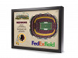 3D Stadium Wall Art - NFL - Washington Redskins