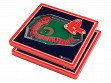 3D Stadium Coaster Set MLB Boston Red Sox Fenway Park