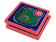 3D Stadium Coaster Set MLB Chicago Cubs Wrigley Field