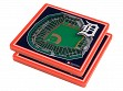 3D Stadium Coaster Set MLB Detroit Tigers Comerica Park