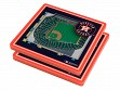 3D Stadium Coaster Set MLB Houston Astros Minute Maid Park