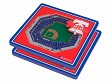 3D Stadium Coaster Set MLB Philadelphia Phillies Citizens Bank Park