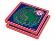 3D Stadium Coaster Set MLB Texas Rangers Globe Life Park in Arlington