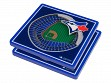 3D Stadium Coaster Set MLB Toronto Blue Jays Rogers Centre