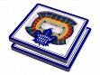 3D Stadium Coaster Set NHL Toronto Maple Leafs Scotiabank Arena
