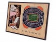 3D Stadium Picture Frame NFL Denver Broncos Mile High Stadium