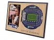 3D Stadium Picture Frame NFL Seattle Seahawks CenturyLink Field