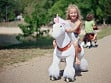 Unicorn Ride-On Toy