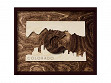 Framed Cityscape State Art - Colorado - Denver - Large