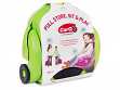 2-in-1 Travel Booster Seat