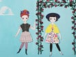Handcrafted Paper Doll Kit