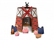 Cardboard Playhouse Kit - Windmill Farm