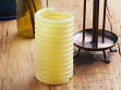 48-Hour Beeswax Coil Candle Refill
