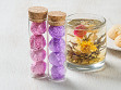 Blooming Tea Flowers - Set of Two