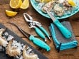 Coastal Kitchen Seafood Tools Set