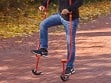 Kids Play Stilts