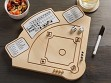 Wooden Tabletop Baseball  Game
