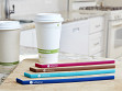 Reusable Silicone Straws 4-pack