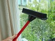 2-in-1 Rubber Broom