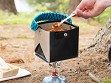 Collapsible Outdoor Cooking Pot