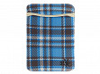 "16-Way Neoprene Tablet Sleeve - 9.7"" Tablet - Plaid"