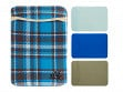 "16-Way Neoprene Tablet Sleeve - 10.5"" Tablet - Plaid"