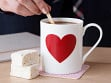 Heart Mug Sipping Kit