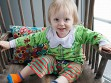 Infant Holiday Rompers