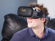Smartphone Powered VR Headset