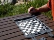 Roll-Up Travel Chess / Checkers