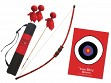 Kid-Friendly Archery Set with Quiver Bag - Dragon