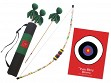 Kid-Friendly Archery Set with Quiver Bag - Splash